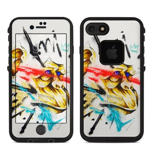Saru LifeProof iPhone 8 fre Case Skin