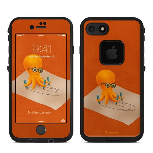 Selfie LifeProof iPhone 8 fre Case Skin