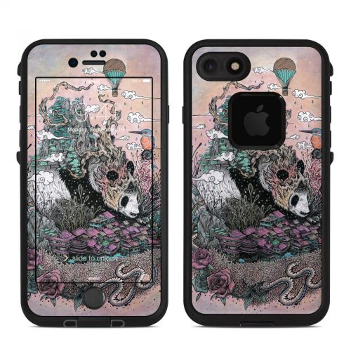 Sleeping Giant LifeProof iPhone 7 fre Case Skin