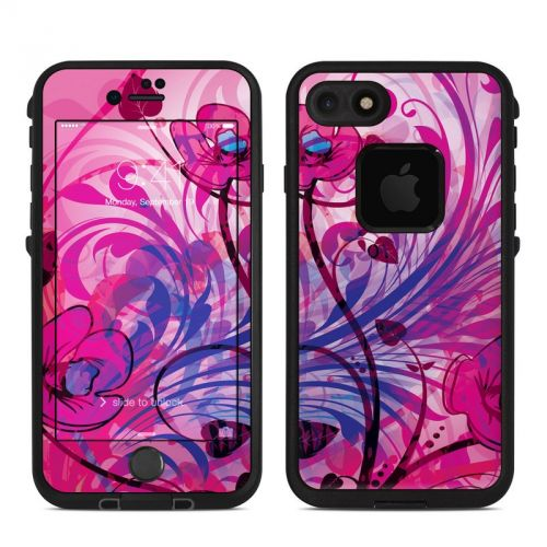 Spring Breeze LifeProof iPhone 7 fre Skin