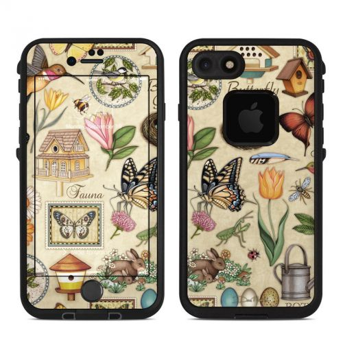 Spring All LifeProof iPhone 7 fre Case Skin
