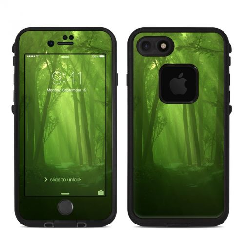 Spring Wood LifeProof iPhone 8 fre Case Skin