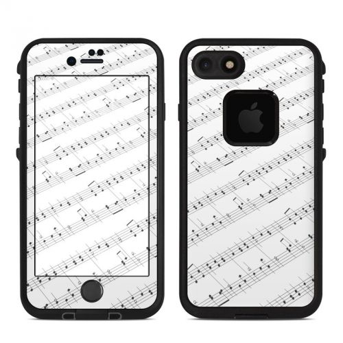 Symphonic LifeProof iPhone 7 fre Skin