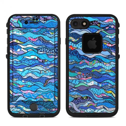 The Blues LifeProof iPhone 7 fre Skin