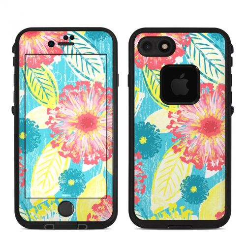 Tickled Peach LifeProof iPhone 7 fre Skin