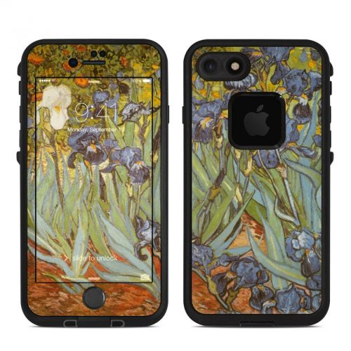 Irises LifeProof iPhone 7 fre Skin