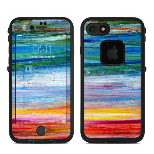 Waterfall LifeProof iPhone 7 fre Skin