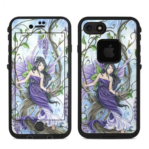 Wisteria LifeProof iPhone 7 fre Case Skin