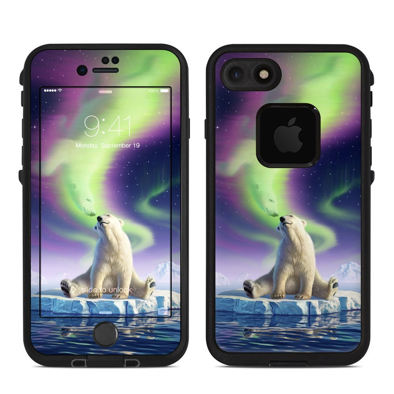 Arctic Kiss LifeProof iPhone 8 fre Case Skin