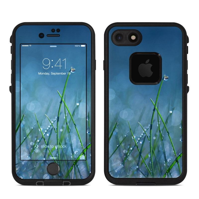 Dew LifeProof iPhone 7 fre Case Skin