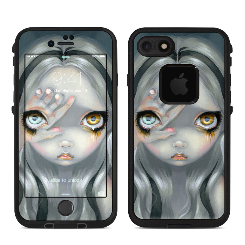 Divine Hand LifeProof iPhone 8 fre Case Skin