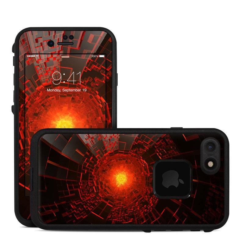 Divisor LifeProof iPhone 8 fre Case Skin