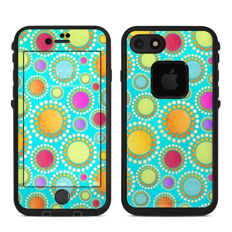 Dot To Dot LifeProof iPhone 7 fre Case Skin