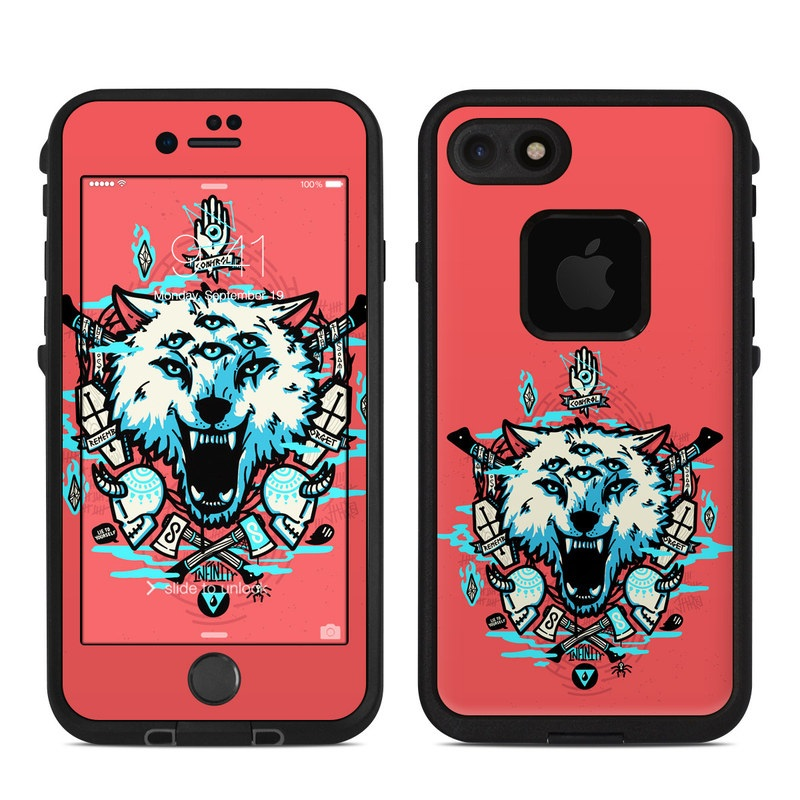 Ever Present LifeProof iPhone 8 fre Case Skin