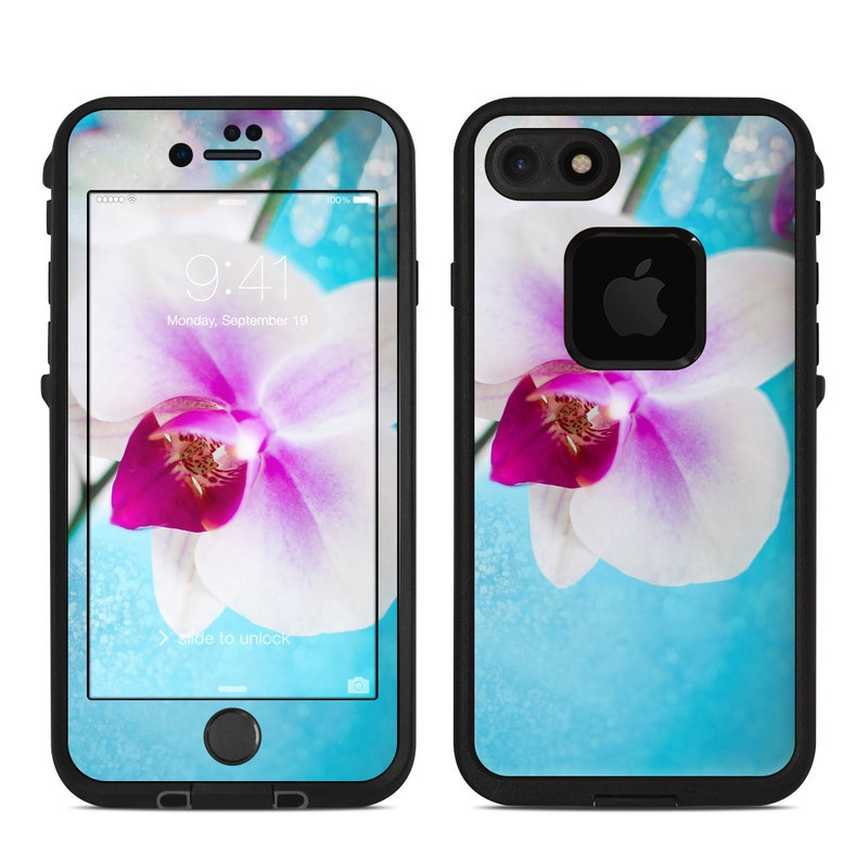 Eva's Flower LifeProof iPhone 7 fre Case Skin