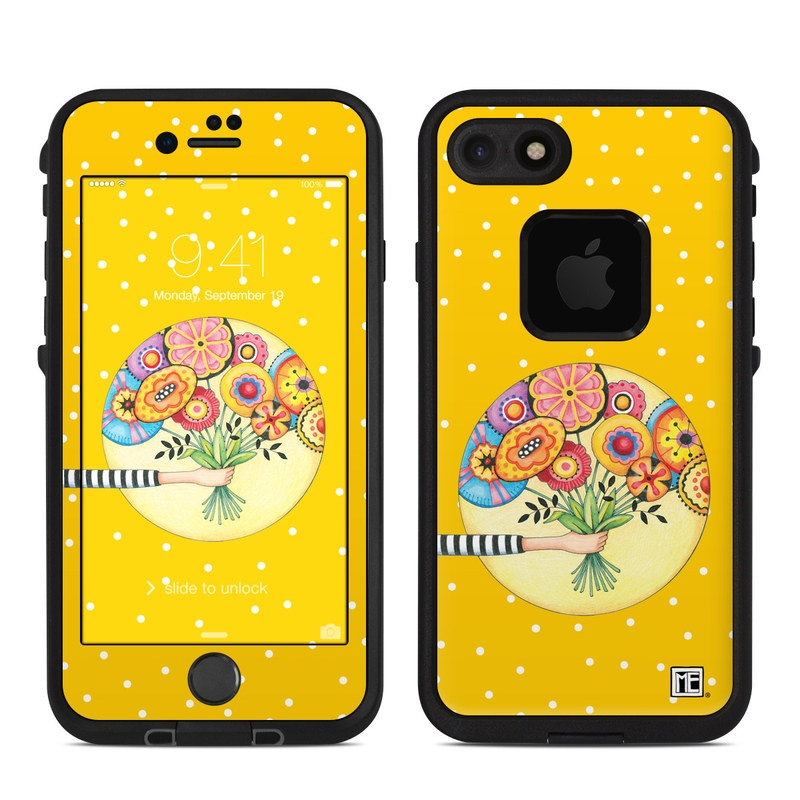 Giving LifeProof iPhone 7 fre Case Skin