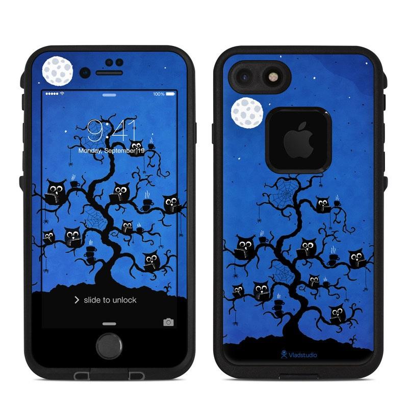 Internet Cafe LifeProof iPhone 8 fre Case Skin
