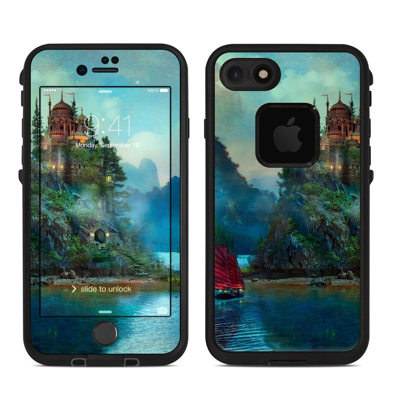 Journey's End LifeProof iPhone 8 fre Case Skin
