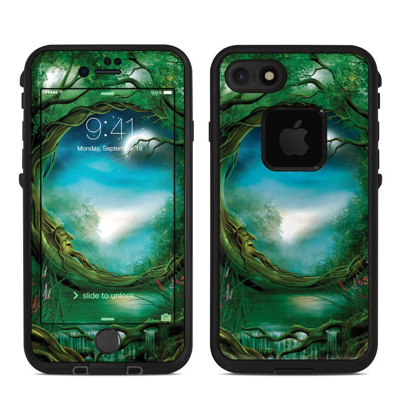 Moon Tree LifeProof iPhone 7 fre Case Skin
