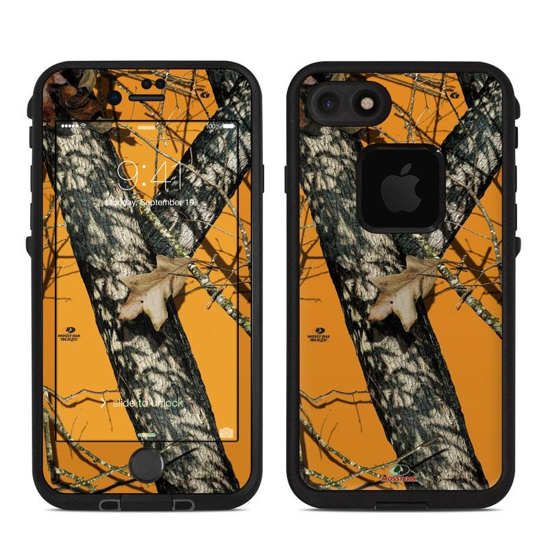 Blaze LifeProof iPhone 8 fre Case Skin
