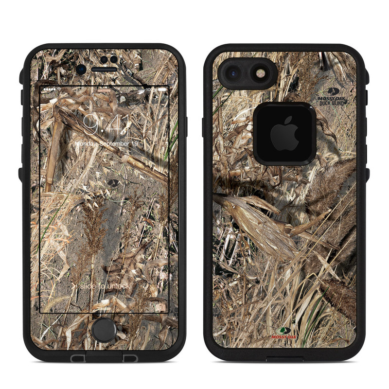 Duck Blind LifeProof iPhone 7 fre Case Skin