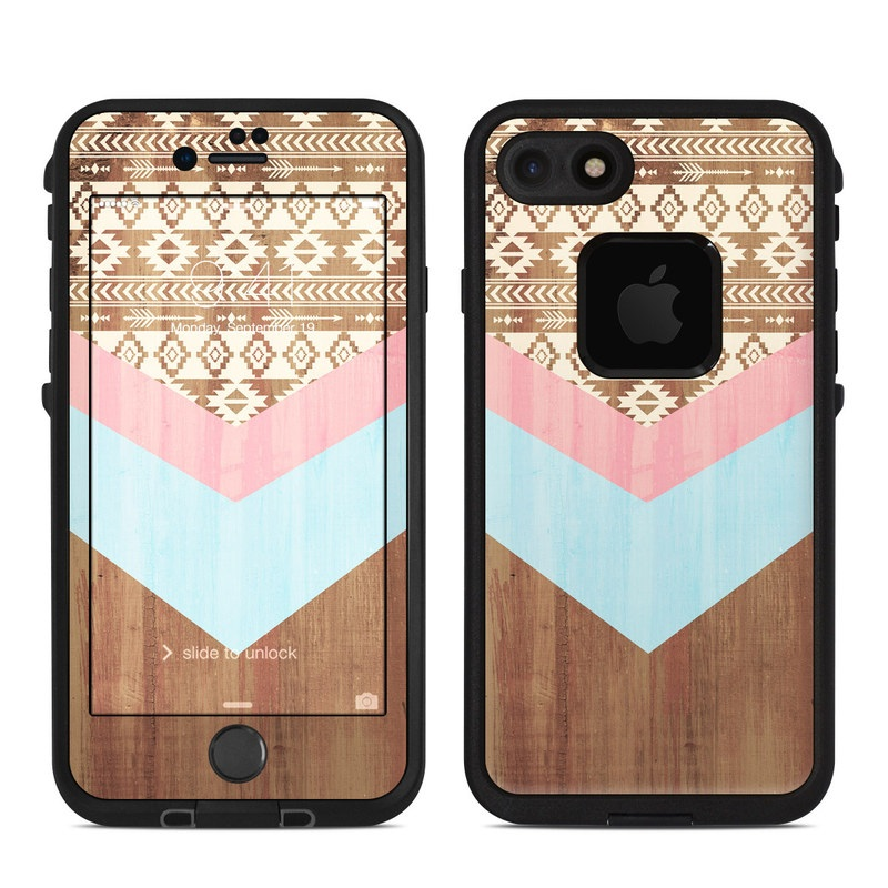 Native LifeProof iPhone 7 fre Case Skin
