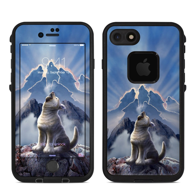 Leader of the Pack LifeProof iPhone 8 fre Case Skin