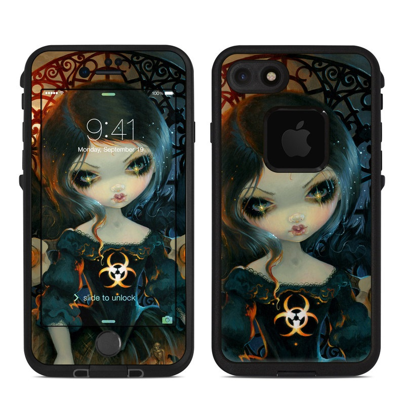 Pestilence LifeProof iPhone 8 fre Case Skin