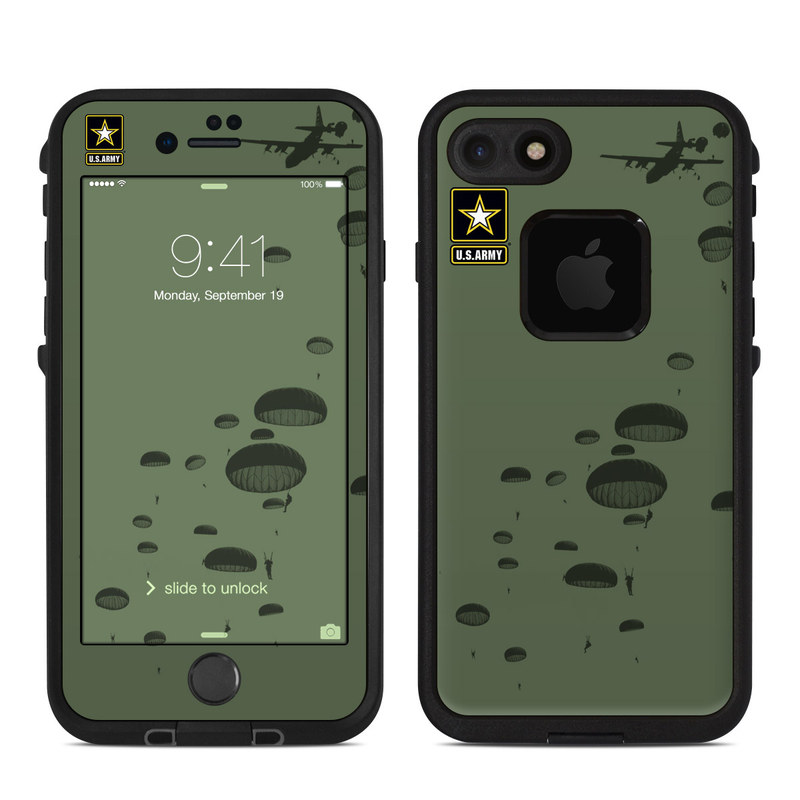 Pull The Lanyard LifeProof iPhone 8 fre Case Skin
