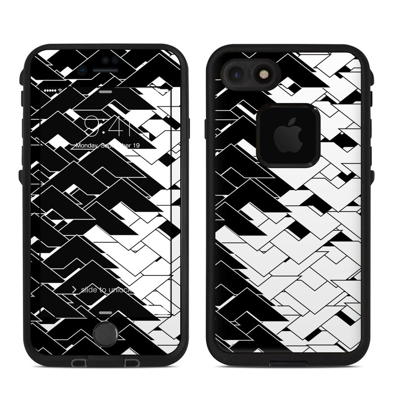 Real Slow LifeProof iPhone 8 fre Case Skin