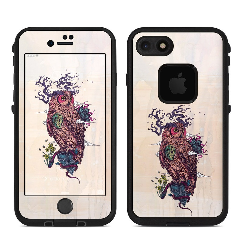 Regrowth LifeProof iPhone 7 fre Case Skin