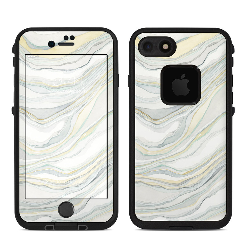 Sandstone LifeProof iPhone 8 fre Case Skin