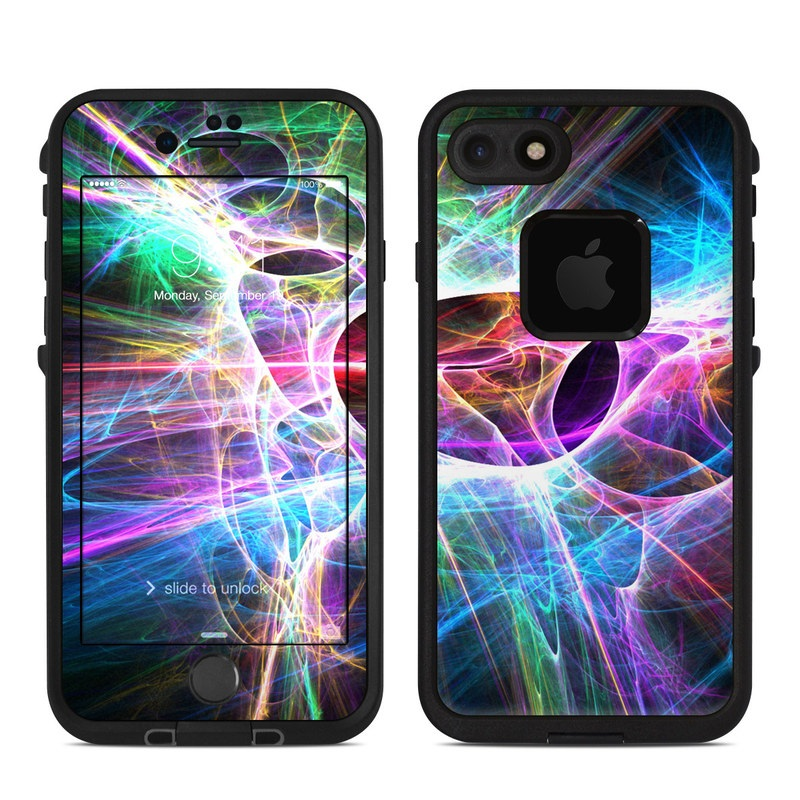 Static Discharge LifeProof iPhone 8 fre Case Skin