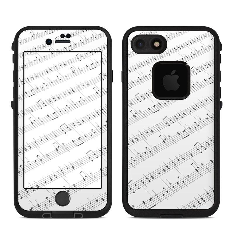 Symphonic LifeProof iPhone 8 fre Case Skin