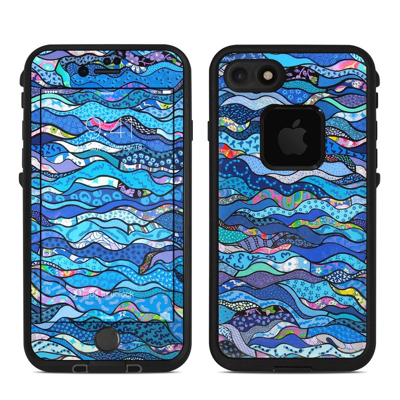 The Blues LifeProof iPhone 7 fre Case Skin