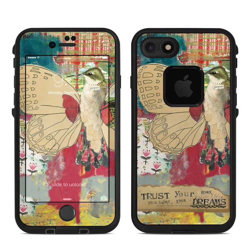 Trust Your Dreams LifeProof iPhone 7 fre Case Skin