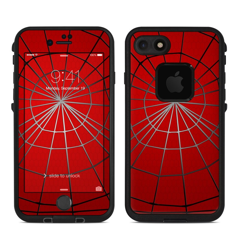 Webslinger LifeProof iPhone 7 fre Case Skin