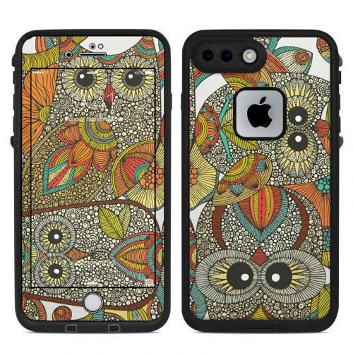 4 owls LifeProof iPhone 8 Plus fre Case Skin