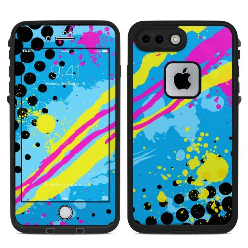 Acid LifeProof iPhone 7 Plus fre Skin