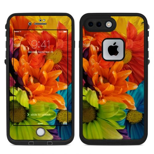Colours LifeProof iPhone 7 Plus fre Skin