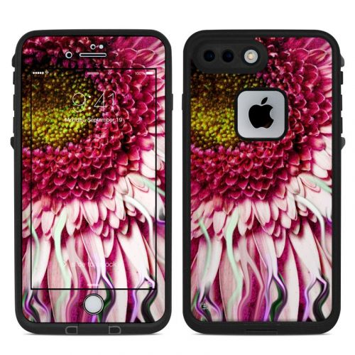 Crazy Daisy LifeProof iPhone 7 Plus fre Case Skin