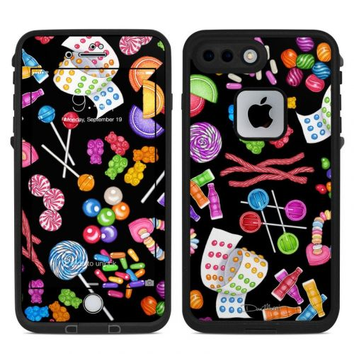 Candy Toss LifeProof iPhone 7 Plus fre Case Skin