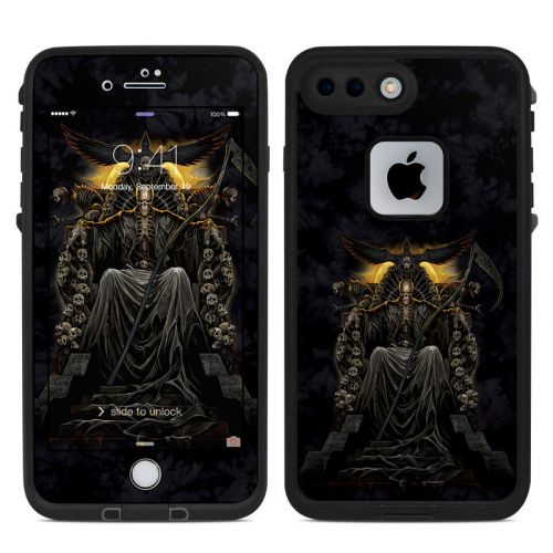 Death Throne LifeProof iPhone 8 Plus fre Case Skin
