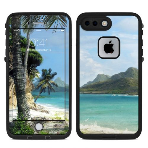 El Paradiso LifeProof iPhone 7 Plus fre Skin