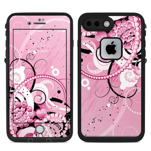 Her Abstraction LifeProof iPhone 7 Plus fre Skin
