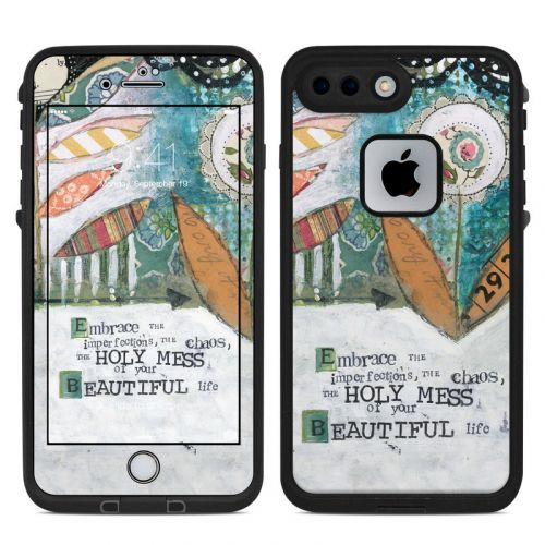 Holy Mess LifeProof iPhone 7 Plus fre Skin