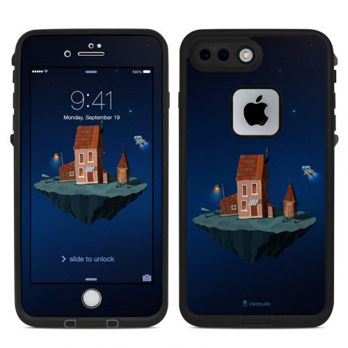 Homebound LifeProof iPhone 8 Plus fre Case Skin