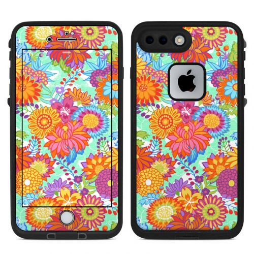 Jubilee Blooms LifeProof iPhone 7 Plus fre Case Skin
