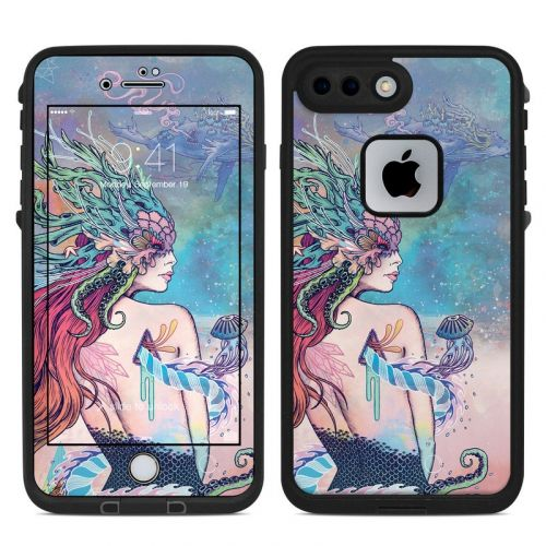 Last Mermaid LifeProof iPhone 8 Plus fre Case Skin