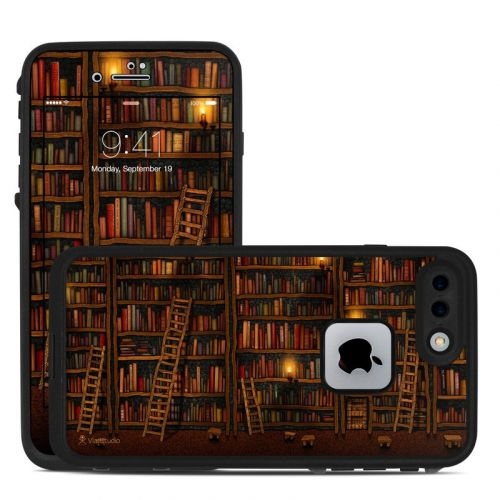 Library LifeProof iPhone 7 Plus fre Skin